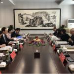 Viceministro de Relaciones Exteriores, Wang Chao, y Secretario de Estado de Asuntos Exteriores de España, Valenzuela, Celebran Consulta Política entre los Ministerios de Relaciones Exteriores de China y España