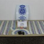 La Policía Nacional detiene a dos de los más activos distribuidores de billetes falsos de 20 euros en España