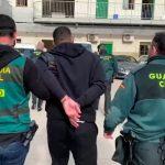 """Intervenidos 11 kilos de """"cocaína rosa"""" tras una investigación de la Guardia Civil sobre uno de los fugitivos más buscados de Holanda"""